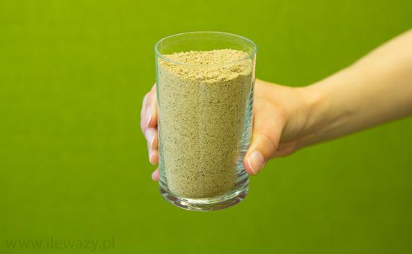 Mąka z żołędzi