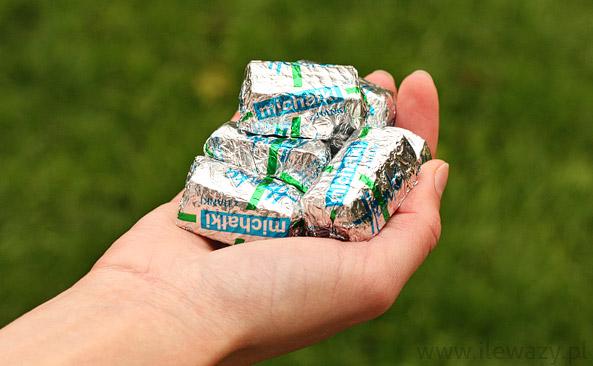 Cukierki michałki
