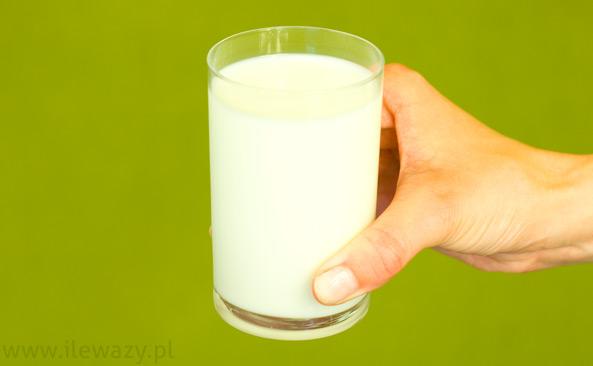 Mleko 0 %