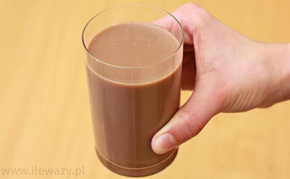 Czekoladowy napój sojowy