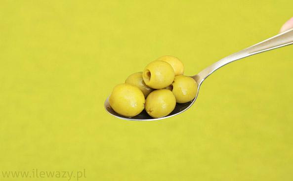 Oliwki z kremem jalapeno