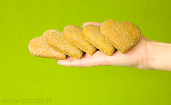 Pierniki z ksylitolem - cukrem brzozowym