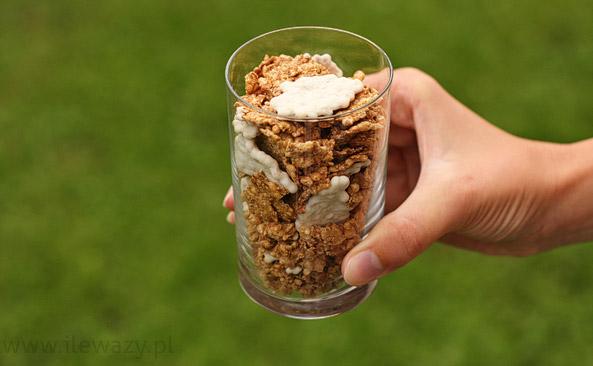 Płatki Fitness yoghurt