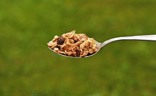Musli cappuccino & granola