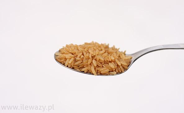 Ryż pełnoziarnisty