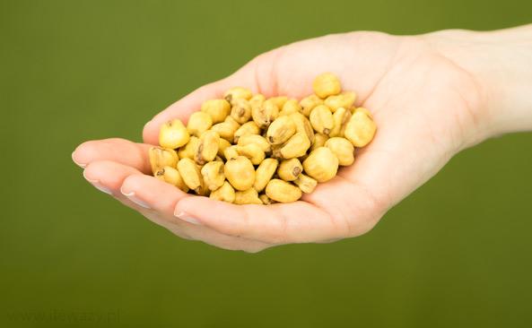 Ile Waży Garść Prażonej Kukurydzy Słona Ona Sprawdź
