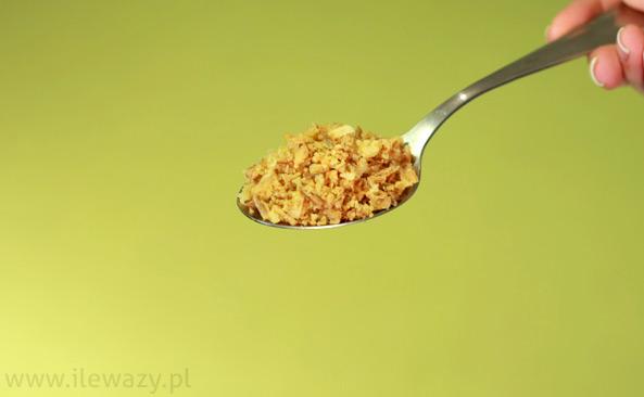Panierowana smażona cebulka