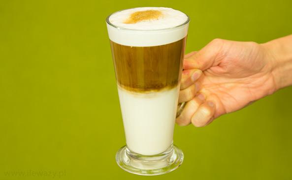 kaffe latte kcal