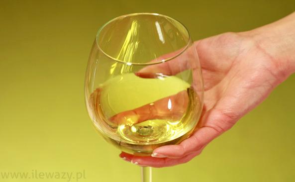 Wino białe wytrawne