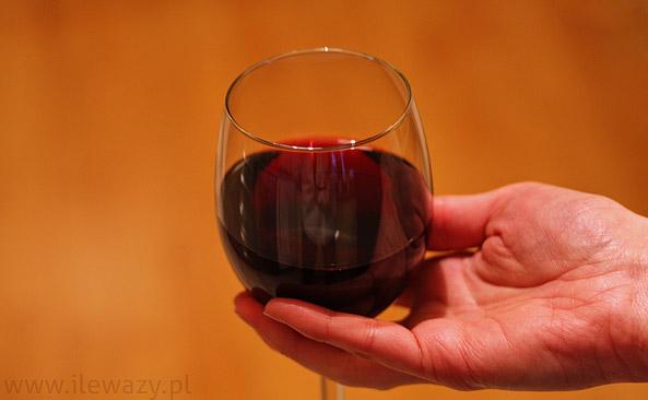 Wino czerwone wytrawne
