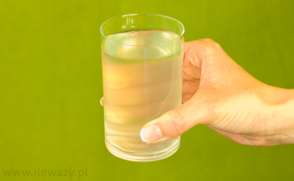 Woda z kokosa