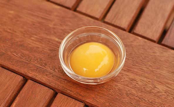Żółtko jaja kurzego